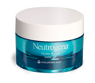 Hydro Boost Water Gel de Neutrogena. SRP $18