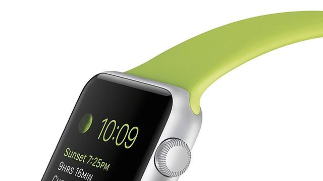 El reloj de pulsera inteligente Apple Watch comenzará a venderse en abril y será el primer producto nuevo de la empresa en el mercado desde el lanzamiento del iPad en 2010.