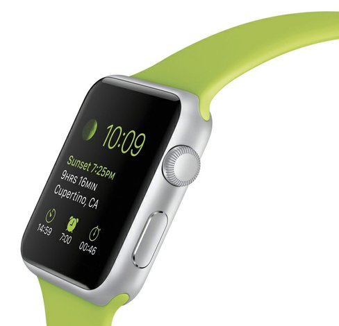 Apple presenta un reloj inteligente