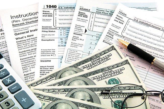Queda un mes para declarar impuestos