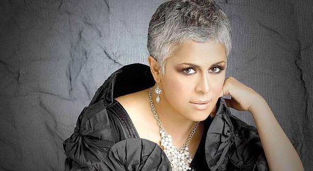 CANTANTE. Eugenia León es una voz respetada y querida de México.
