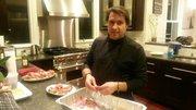 """José """"Rive"""" Pérez dice que los mejores chefs del mundo son españoles."""