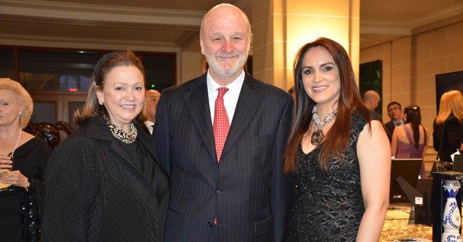 Éxito en la Gala Anual del Latino Student Fund
