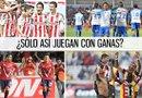 Chivas, Puebla, Veracruz y Leones Negros sabían que tenían un reto mucho mayor en la liga mexicana, salvarse del descenso. /Foto:Archivo