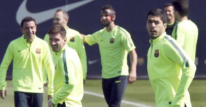 El mejor Barça, en el mejor momento del curso