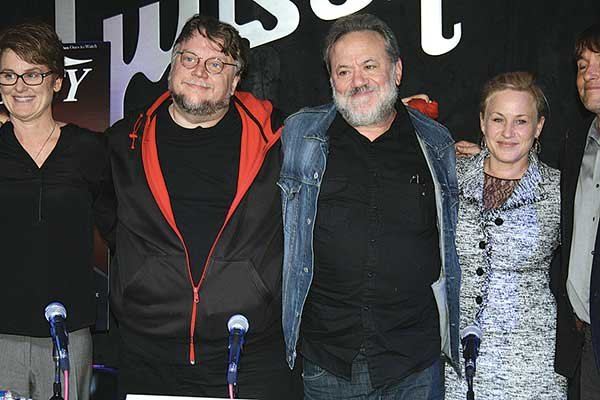 Del Toro visitó Austin