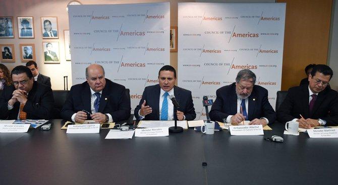 Visión centroamericana sobre la Alianza para la Prosperidad