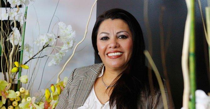 """Dora """"La Chiquita"""" Escobar, la salvadoreña que triunfa en los negocios"""