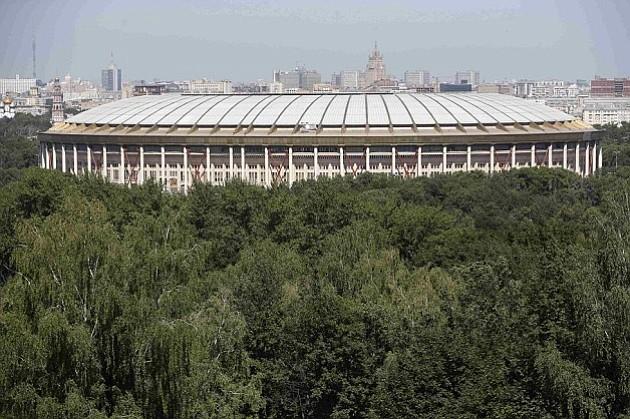 El Mundial de Rusia 2018 arrancará el 14 de junio