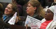 Apoyo, el 3 de maro, al proyecto de legislación 11-15 de la Concejal de Montgomery, Maryland, Nancy Navarro para mejorar la calidad de los servicios de cuidado infantil y educación temprana.