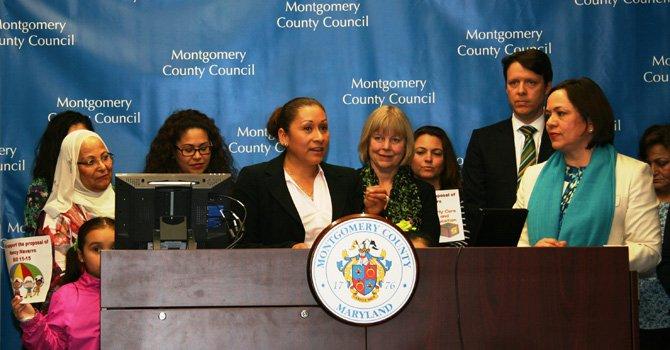 Concejo de Montgomery impulsa ayuda para proveedores de cuidado infantil