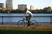 Charles River Bikepath