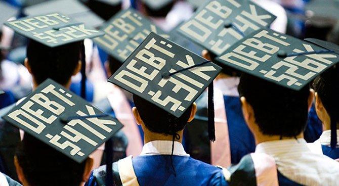 Jóvenes rechazan pagar deudas estudiantiles