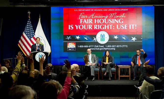 Campaña para la vivienda justa
