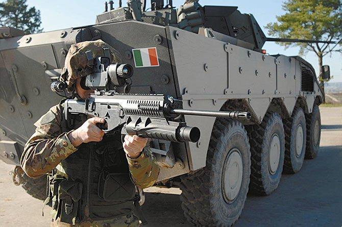 México se arma con equipo militar estadounidense