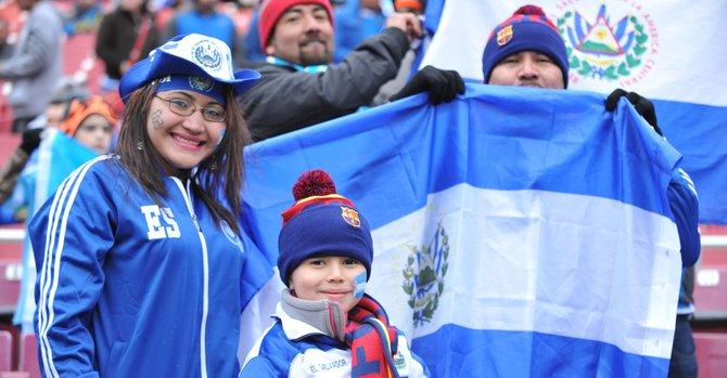 Esta familia disfruta sin Lionel Messi