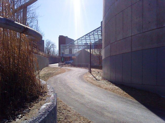 Red Line Linear Park Bikepath
