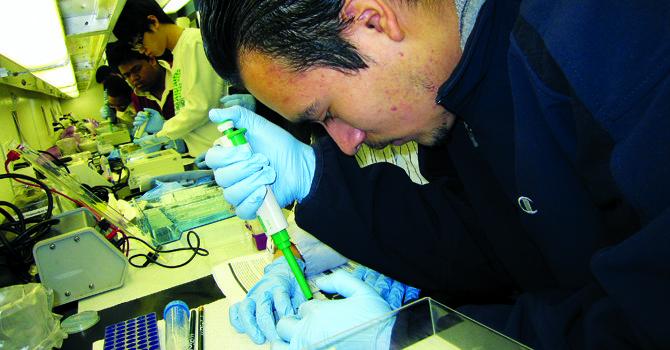 En Maryland, la ciencia llega sobre ruedas