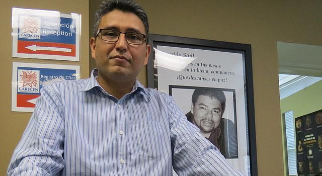 Abel Nuñez, director ejecutivo de CARECEN en Washington, DC.