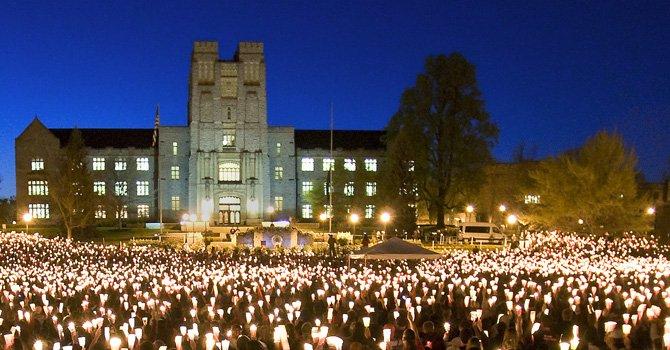 Policía de Virginia Tech investiga amenaza