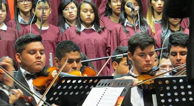 La Orquesta y Coro Sinfónico Polígono Industrial Don Bosco de San Salvador se presentará en el Kennedy Center para las Artes Escénicas y en el Banco Mundial en Washington, DC.