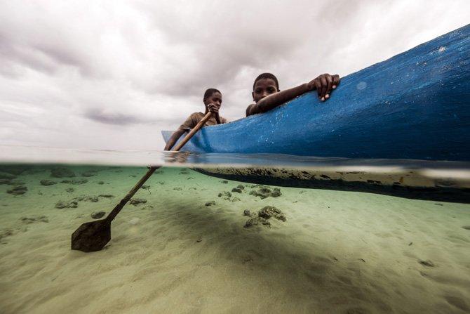 Riqueza de océanos se agota rápidamente