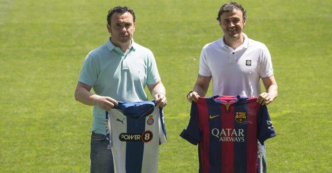 Liga: Espanyol-Barcelona, un derbi decisivo