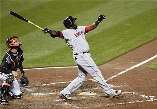 Red Sox vencieron 7 carreras por 5 a los Orioles de Baltimore