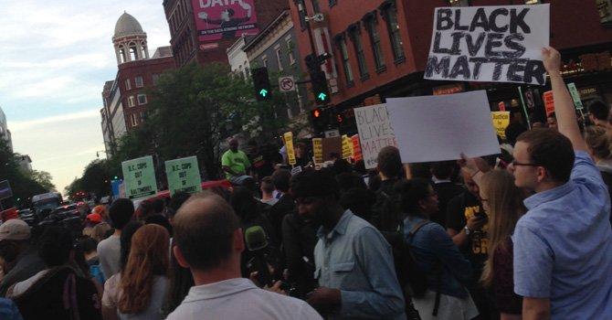 DC: contra la brutalidad policial