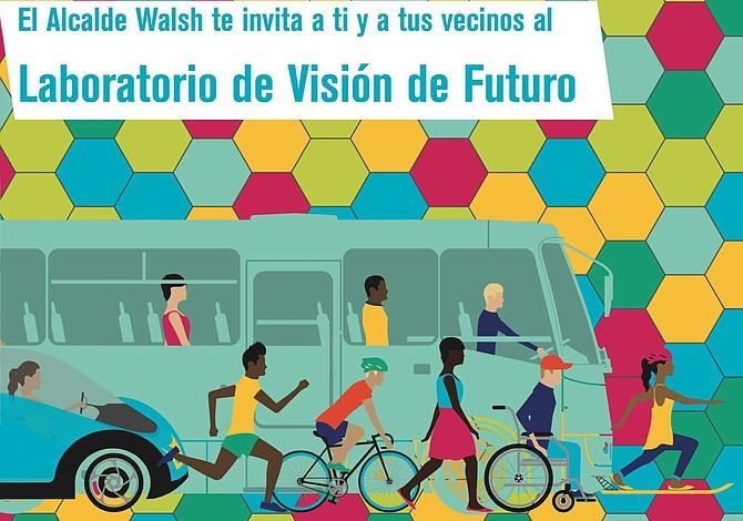 ¿Cómo te imaginas el transporte en Boston en 2030?