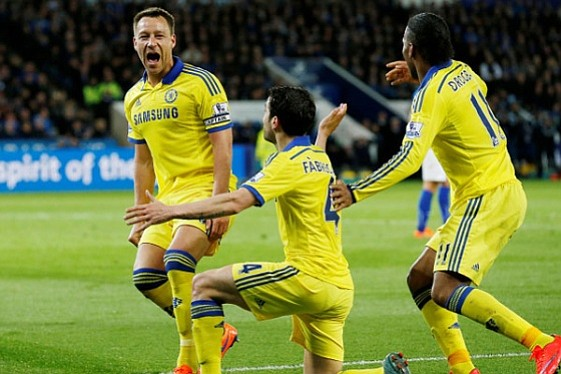 Chelsea será campeón en Inglaterra si gana este domingo