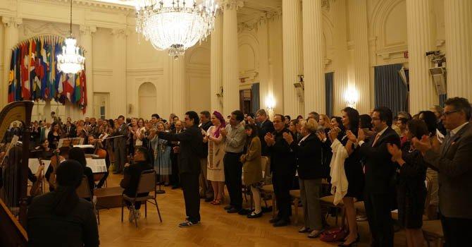 La OEA celebra el Cinco de Mayo con la New Orchestra of Washington