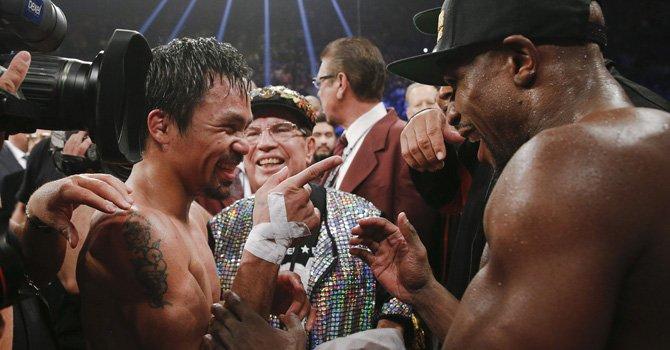 """El duelo Mayweather Jr.-Pacquiao podría ser el """"Fraude del Siglo"""""""