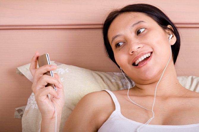 Seis canciones para mamás primerizas (o en espera)