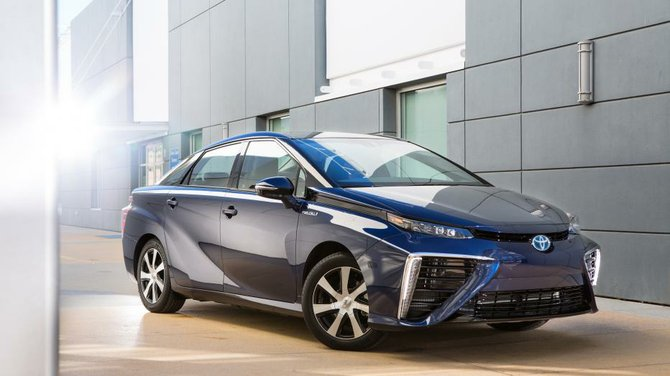Toyota y Mazda ampliarán su alianza tecnológica