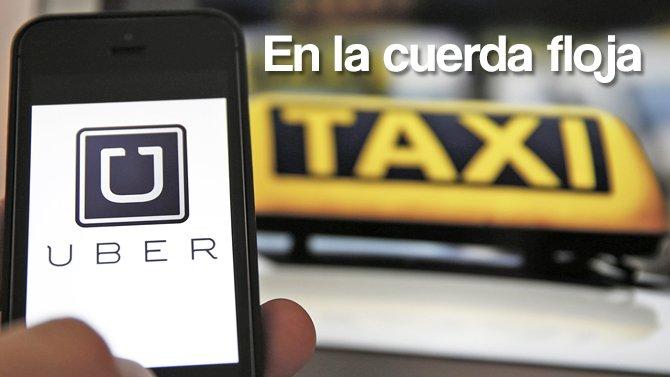 ¿Se acaba Uber en Houston?