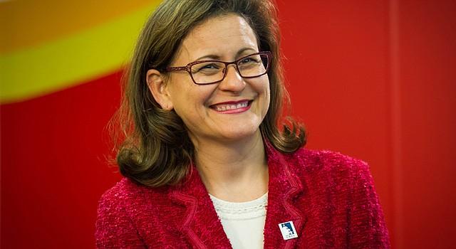 Esther Aguilera, presidenta y CEO del Congressional Hispanic Caucus Institute (CHCI)