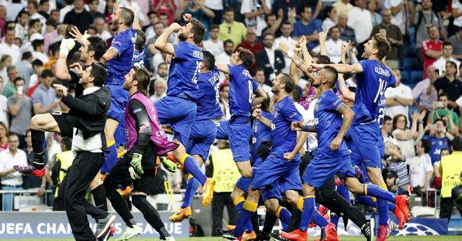 1-1. La venganza de Morata cancela la cita con la historia