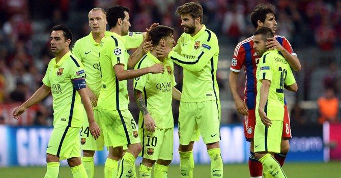 Barcelona recupera el cetro del fútbol español
