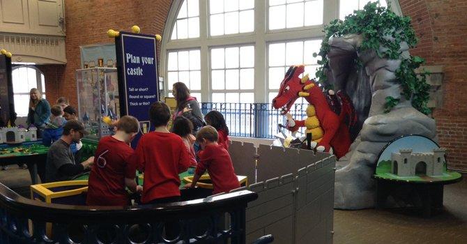 Port Discovery Museum desarrolla el ingenio