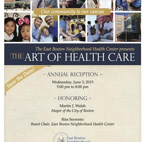 El East Boston Neighborhood Health Center celebrá la salud y el arte