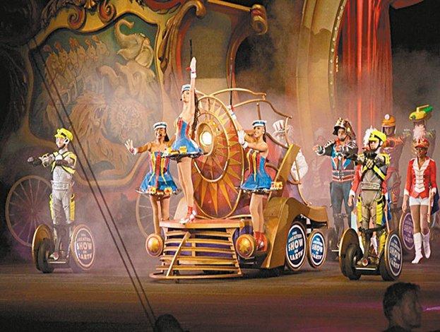 Leyenda del circo