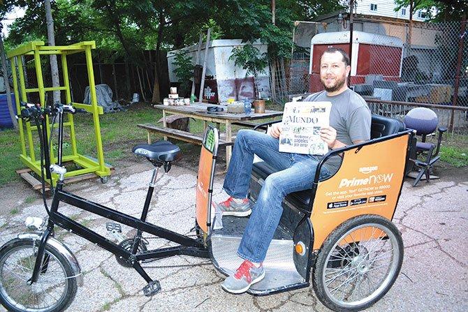 La era de los 'pedicabs'