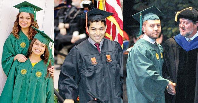 Más hispanos logran graduarse de la universidad
