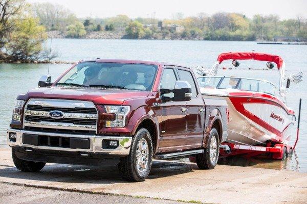 """Ford crea un nuevo sistema de remolque el """"Pro Trailer Backup Assist"""""""