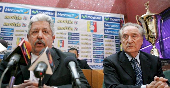 Golpe a la FIFA: confirman a Figueredo, Li, Marin, Rocha y Esquivel entre los detenidos