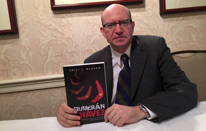 Este libro lo cuenta todo sobre el chavismo