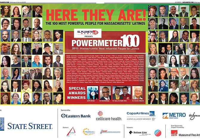 POWERMETER 2015: Conoce a los cien poderosos