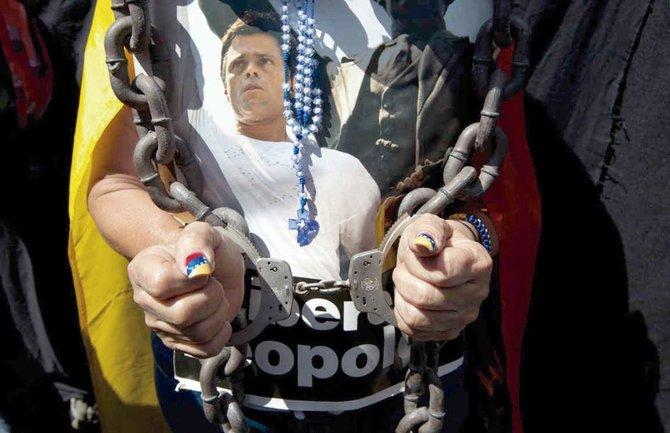 Leopoldo López ratifíca huelga de hambre