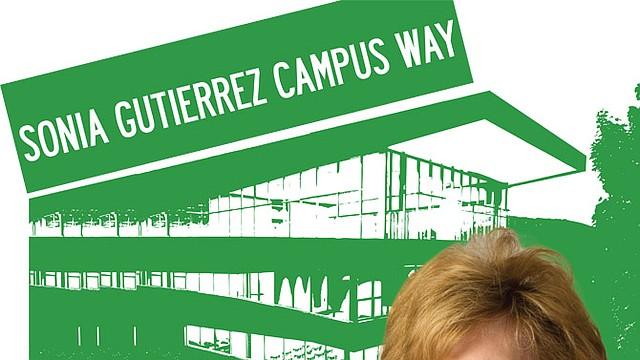 LEGADO. Por más de 40 años, Gutiérrez ha impulsado la educación de los inmigrantes. Ahora tendrá una calle.